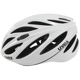 UVEX boss race Helmet white